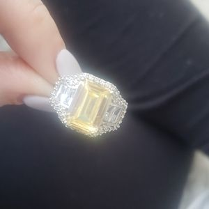 Size 7 sterling silver ring